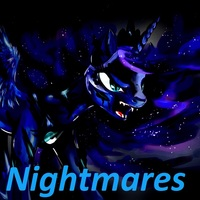Pony Music - Nightmares Cover Art