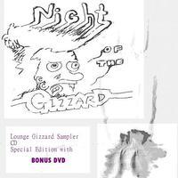 Lounge Gizzard - NightOfTheGizzard Cover Art