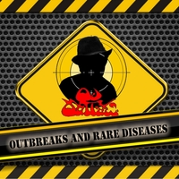 OjOutLaw (Dan O'Brien and the OjOutLaw band) - Outbreaks and Rare Diseases Cover Art