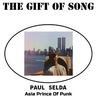 Ernest Vogue - The Gift Of Song (Paul Selda) Cover Art
