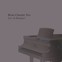 Brian Charette - Live At Deanna's Cover Art