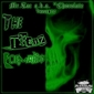 Mr.Tac a.k.a. Chocolate (Mr.Tac) - The Tranz-Formation Cover Art