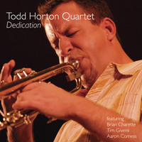 Todd Horton - Dedication Cover Art