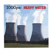 1000psi - Heavy Water Cover Art