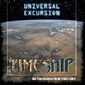 Timeship (SpaceArt) - Universal Excursion Cover Art
