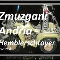 zyzzykojak (Dr Rudol) - Zmuzgani Andrija Cover Art