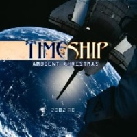 Timeship (SpaceArt) - Ambient Christmas (2002 AD) Cover Art