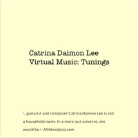 Catrina Daimon Lee - Virtual Music (Tunings) Cover Art