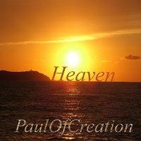 PaulOfCreation (Paul B Farrell) - Heaven EP Cover Art