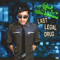 OjOutLaw (Dan O'Brien and the OjOutLaw band) - Last Legal Drug Cover Art