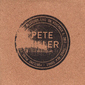 Pete Miller - The Rebuilding Cover Art