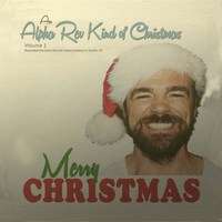 Alpha Rev - An Alpha Rev Kind of Christmas Cover Art