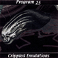 Program 25 - Crippled Emulations Cover Art