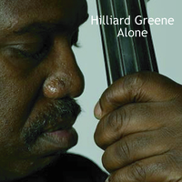 Hilliard Greene - Alone Cover Art