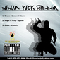 General Blaze (Blaze) - Ninja Kick Riddim Cover Art
