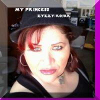 zyzzykojak (Dr Rudol) - MY PRINCESS Cover Art