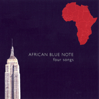 African Blue Note - Four Songs Cover Art