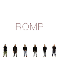 ROMP - Play It Loud Cover Art