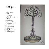 1000psi - 1000psi Cover Art