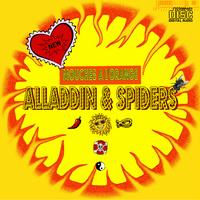 mouches a l'orange - alladdin and spiders 2009 Cover Art