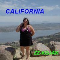 zyzzykojak (Dr Rudol) - CALIFORNIA Cover Art