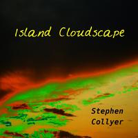 Stephen Collyer - Island Cloudscape Cover Art