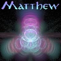 Meditations by Matthew - Matthew Cover Art