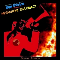 OjOutLaw (Dan O'Brien and the OjOutLaw band) - Megaphone Diplomacy (Dan O'Brien and the OjOutLaw band) Cover Art