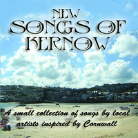 Jordan Jackson Music (Producer) - New Songs of Kernow (A small collection of songs by local artists inspired by Cornwall) Cover Art